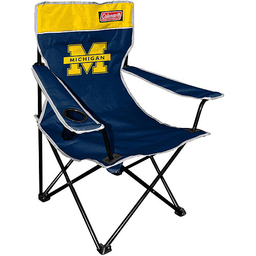 Coleman Quad Chair, Michigan Wolverines