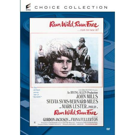 Run Wild, Run Free (DVD) (Wild Rub)