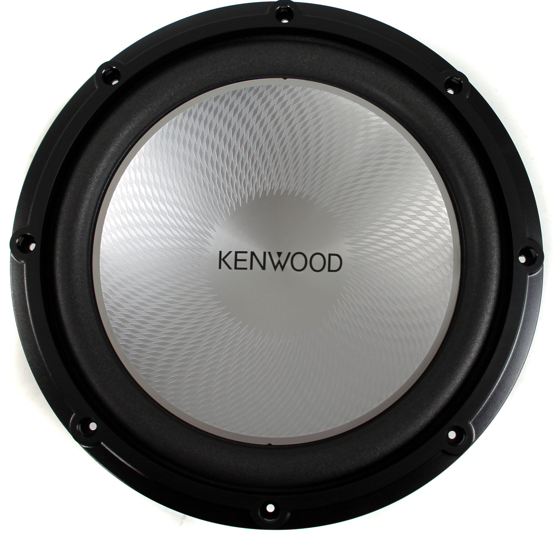 "Kenwood KFC-W12PS 1,000-Watt 12"" Performance Series Subwoofer"