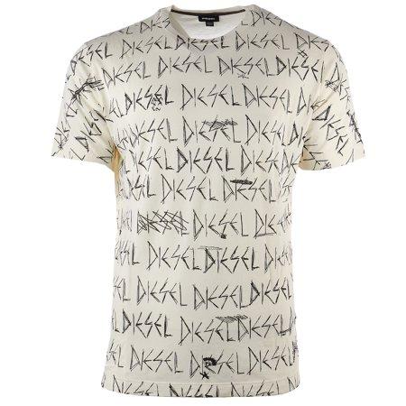 Diesel Mens Clothing (Diesel T-JOE-RQ  T-Shirt  - Mens)