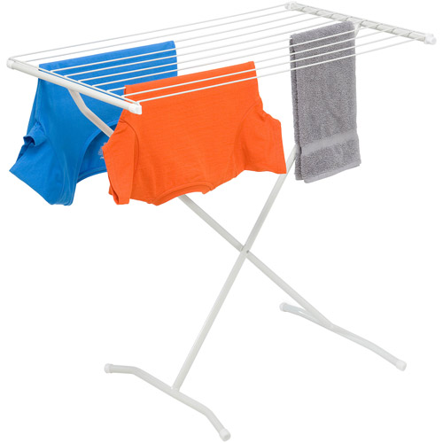 Honey Can Do X-Frame Folding Metal Drying Rack