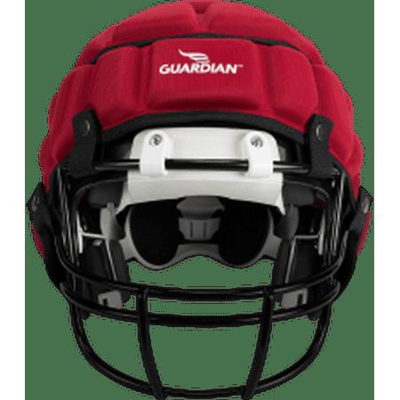 Guardian Caps Helmet Cover for Football or Lacrosse Red - Walmart.com c87108fedb5