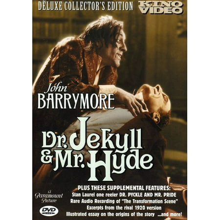 Dr. Jekyll and Mr. Hyde (DVD)