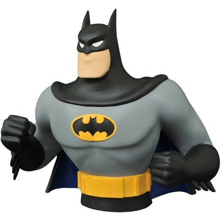 - Batman Animated Series Batman Bust Bank