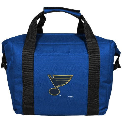 NHL St Louis Blues 12-Pack Kooler Bag
