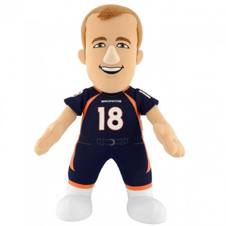 Bleacher Creatures Peyton Manning Denver Broncos Blue Jersey 10