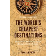 The World's Cheapest Destinations (Paperback)