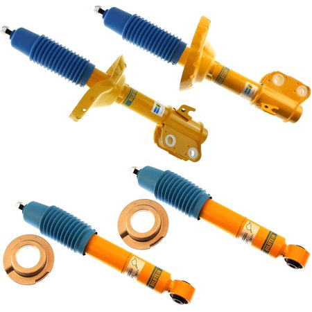 NEW BILSTEIN FRONT STRUTS & REAR SHOCKS FOR 05-09 SUBARU LEGACY, INCLUDING I LIMITED GT SPEC B 2.5i SPECIAL EDITION 3.0 R, SHOCK ABSORBERS, 2005 2006 2007 2008 2009, 35-118305, 35-118312,