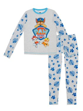 PAW Patrol Poly Spandex Top and Pant Thermal Underwear Set (Little Boys & Big Boys)