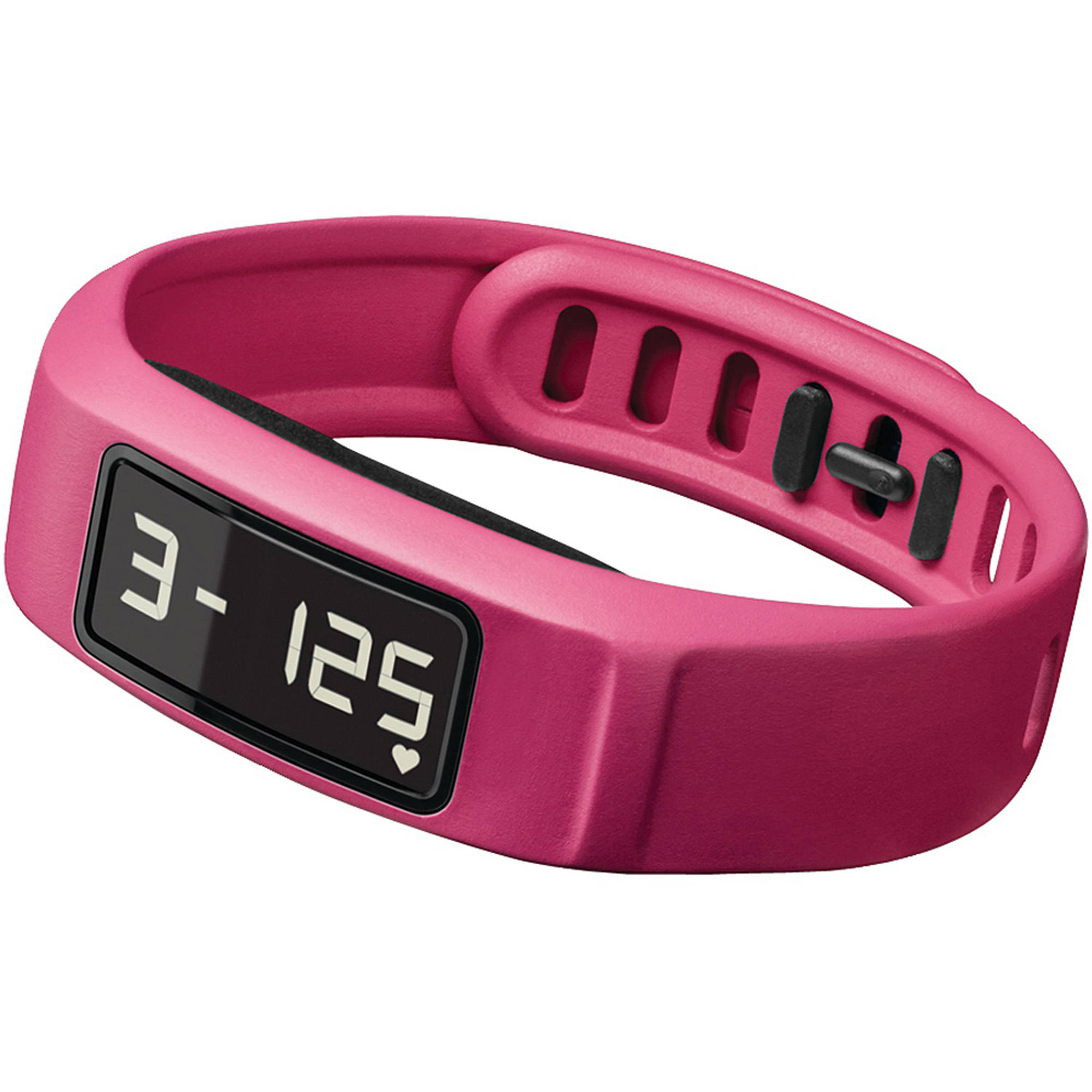 Garmin Vivofit 2 Smart Band Activity Tracker   Monitor   Pedometer   Timer   Calorie Counter, Pink by Garmin
