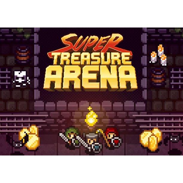 Super Treasure Arena Headup Games Nintendo Switch 045496663643