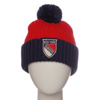 f908b6794c3 Product Image American Needle NHL Hockey Team Colors Winter Cable Knit Pom  Pom Beanie Hat Cap