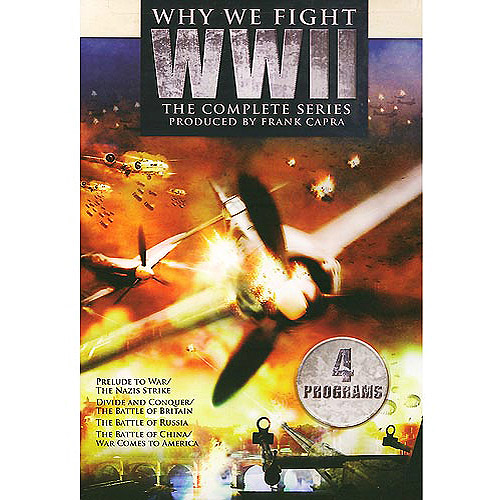 World War II Series: Why We Fight: The Complete Series