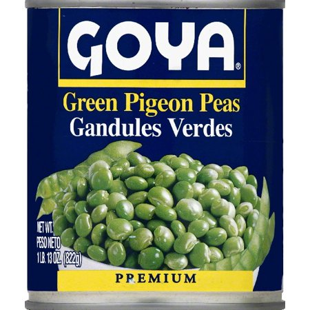 Green Arrow Pea ((6 Pack) Goya Green Pigeon)
