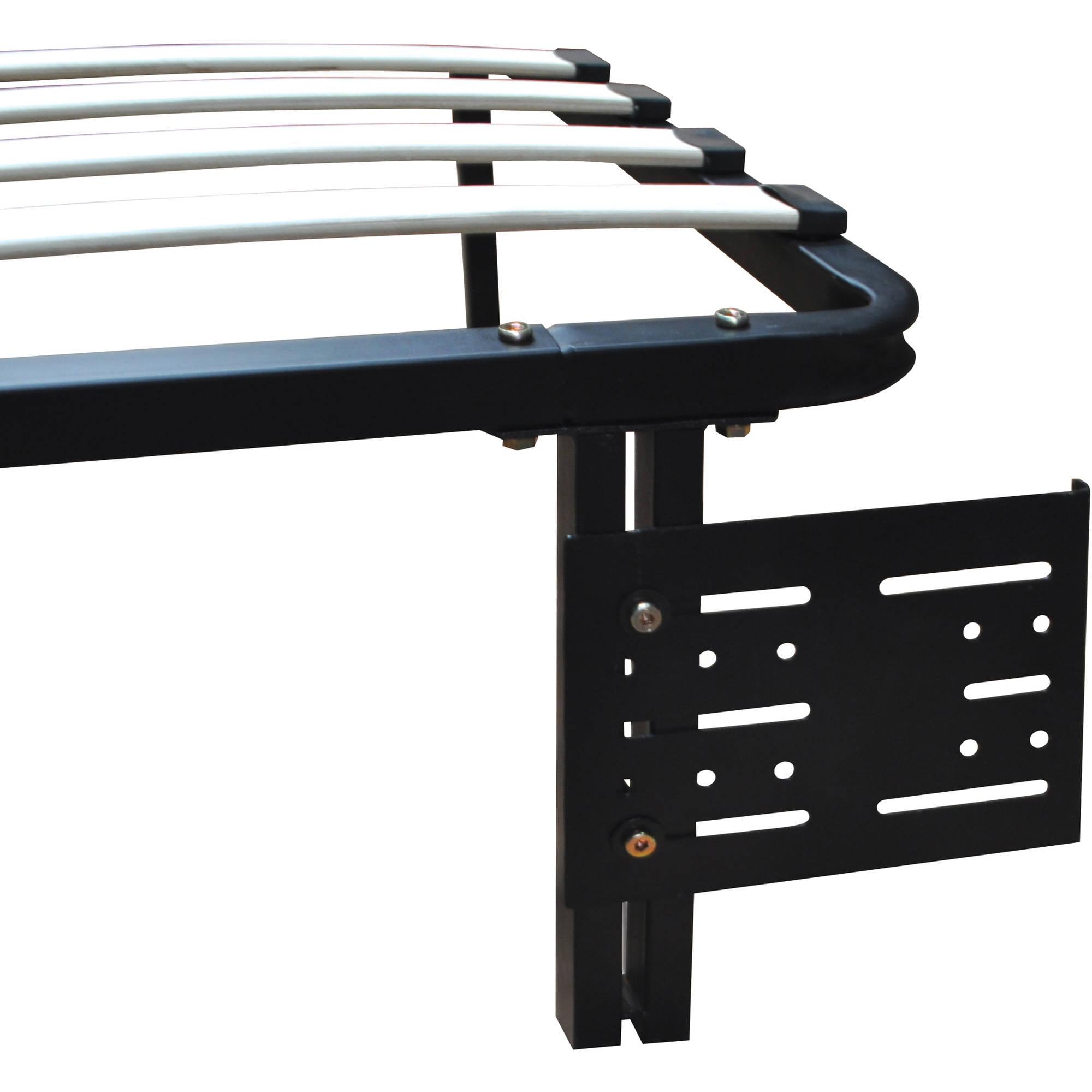Premier Flex Headboard/Footboard Brackets, Black   Walmart.com