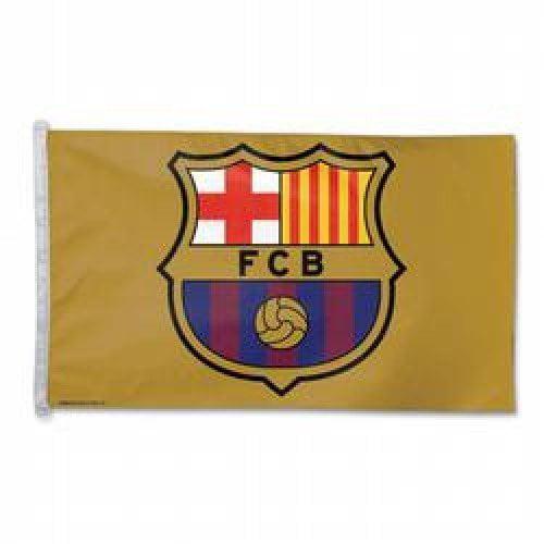 Neoplex La Liga FC Barcelona Soccer Traditional Flag