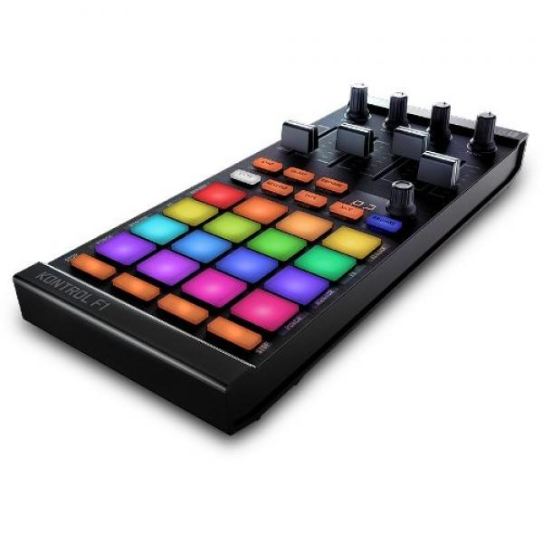 Native Instruments Traktor Kontrol F1 DJ Controller by Native Instruments