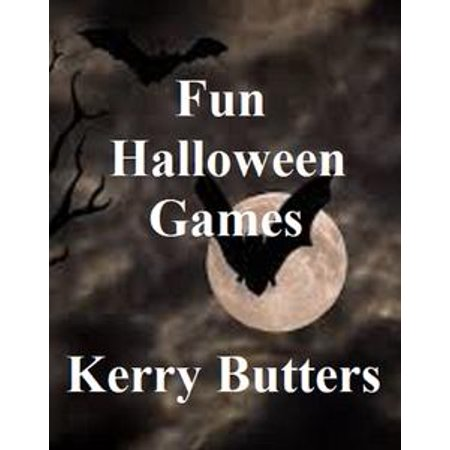 Fun Halloween Games. - eBook