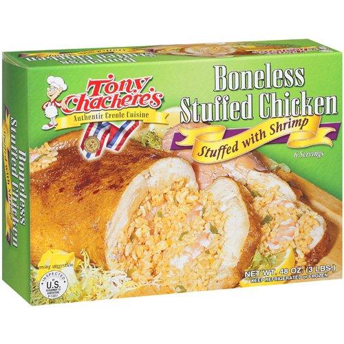 Nobrand Boneless Shrimp Stuffed Chicken