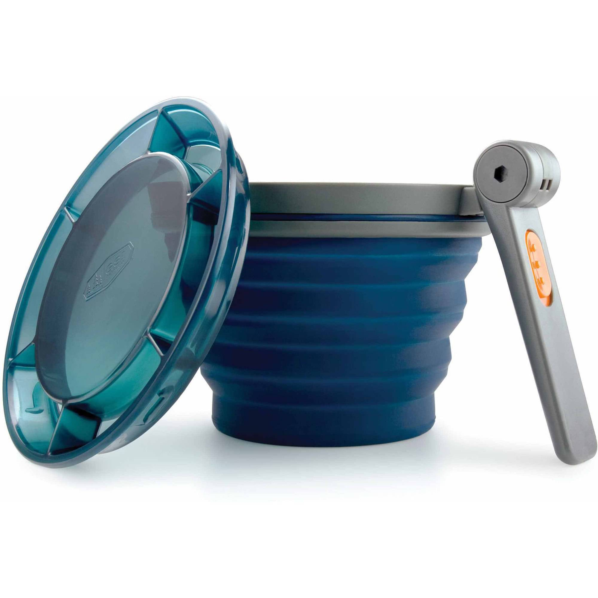 GSI Outdoors Collapsible Fairshare Mug, Blue