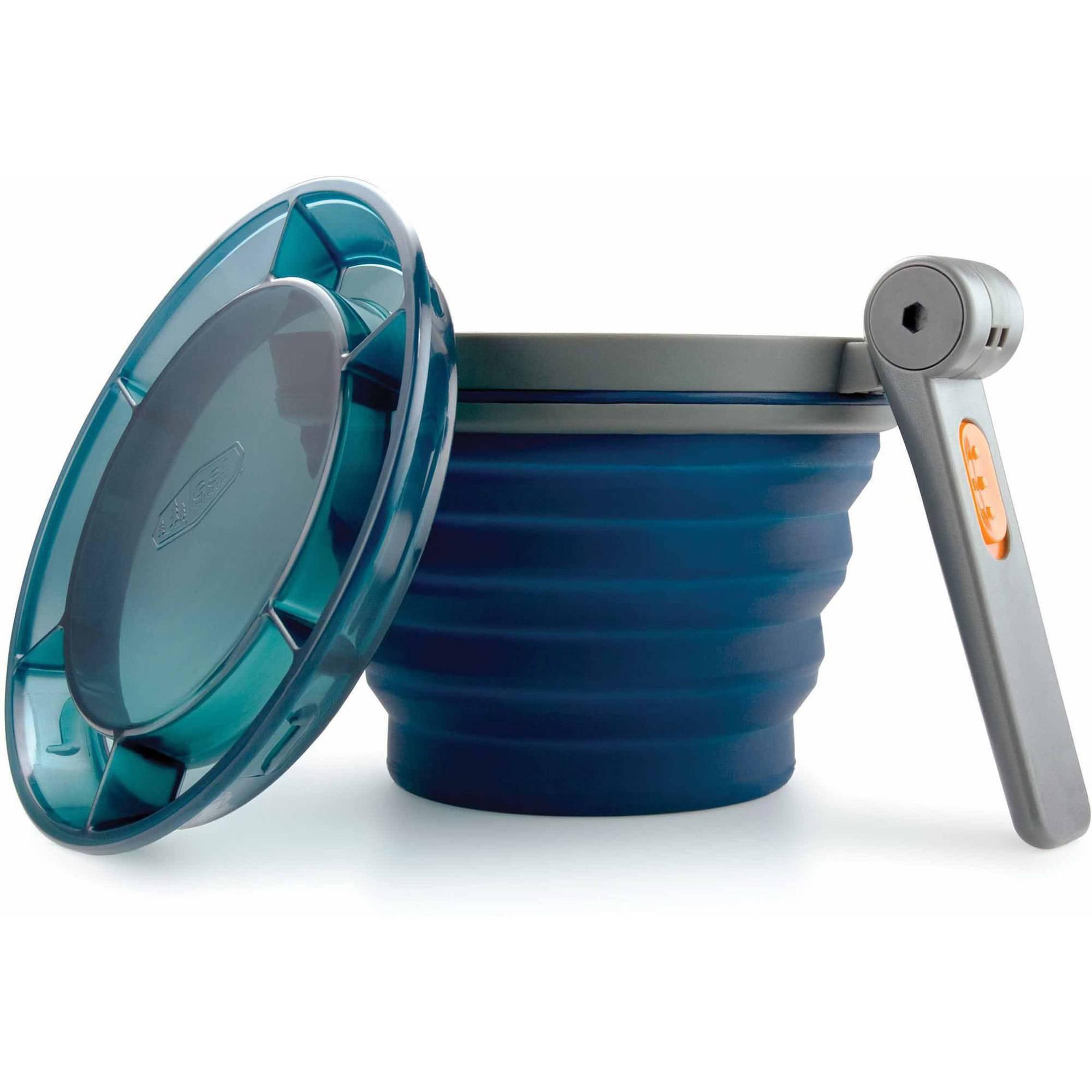 GSI Outdoors Collapsible Fairshare Mug, Blue
