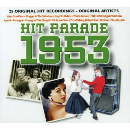 Hit Parade 1953 (Wedding Present Hit Parade)