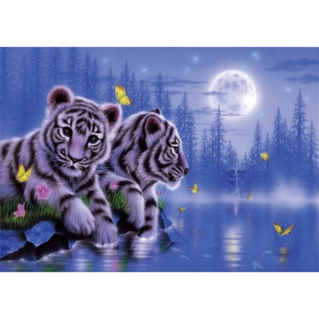 BEAD BEE 5D Diamond Rhinestone Pasted Embroidery Painting Cross Stitch Home (Bead Stitch Patterns)