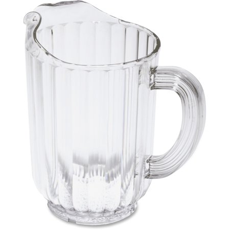Rubbermaid Commercial, RCP333800CR, 60-oz. Bouncer Pitcher, 1 Each,