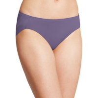 One Smooth U Women`s Ultra Light Hipster Panty, 2N01, 8, Mulled Grape