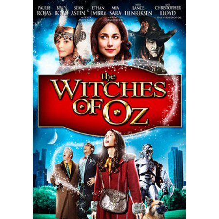 The Witches of Oz (DVD)](Witch From Wizard Of Oz)