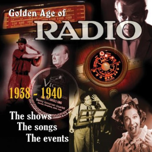 Golden Age of Radio - Vol. 1-Golden Age of Radio [CD]