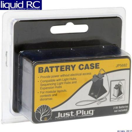 Woodland Scenics JP5682 WOOJP5682 Battery Case
