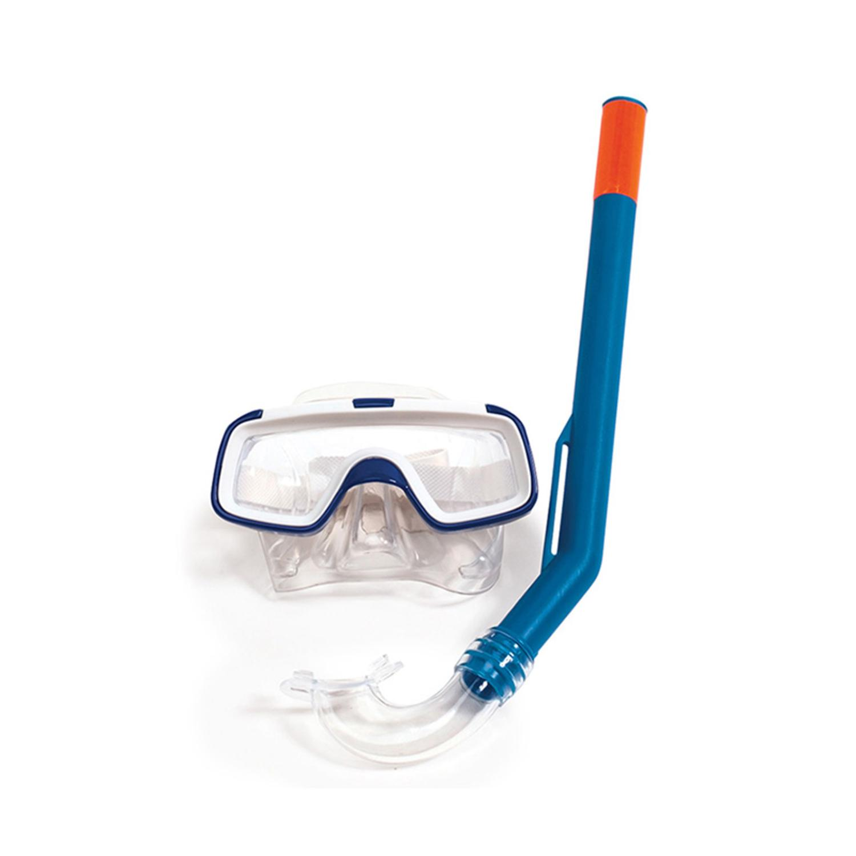 Blue Stingray Junior Sport Scuba Swim Mask and Snorkel Set by Swim Central