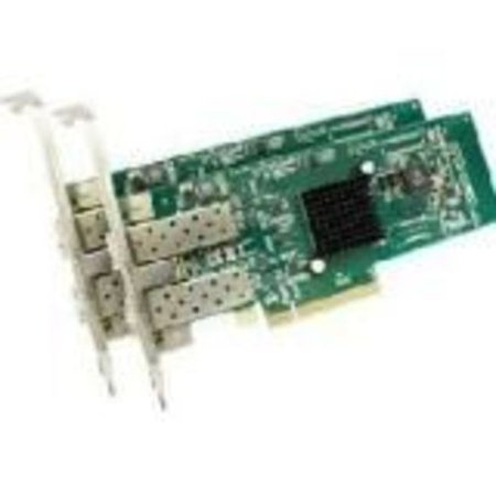 Addon Ibm 81y1537 Comparable 40gbs Dual Open Qsfp Port Pcie X8 Network Interface Card - 100% Compat - image 1 of 1