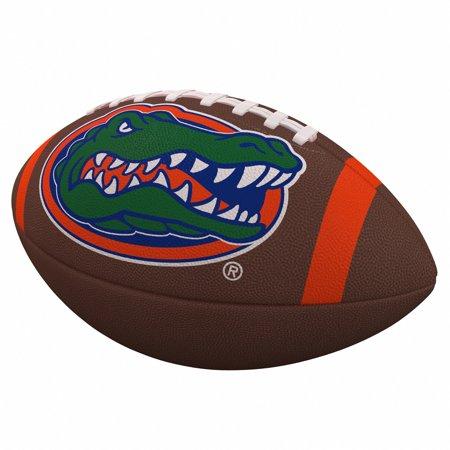 Florida Gators Team Stripe Official-Size Composite Football Florida A&m Football