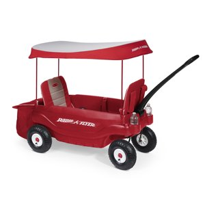 Radio Flyer All-Terrain Ultimate Comfort Wagon