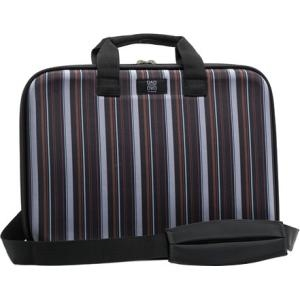 """Nuo Carrying Case (Briefcase) for 15.6"""" Notebook - Water Resistant, Moisture Resistant, Shock Resistant, Scratch Resista"""