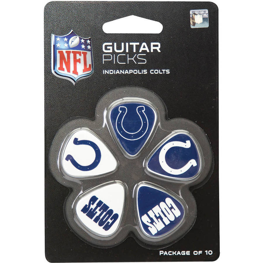 Woodrow Guitar Picks, Indianapolis Colts