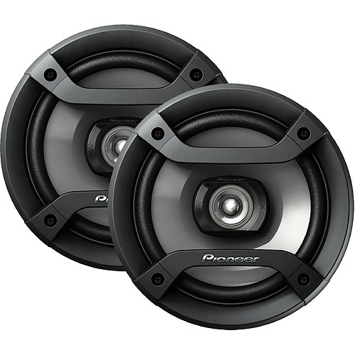 "Pioneer TS-F1634R 6.5"" 200W 2-Way Speakers"