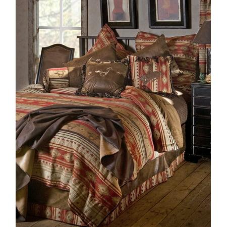 Carstens Flying Horse Southwestern Comforter Set King