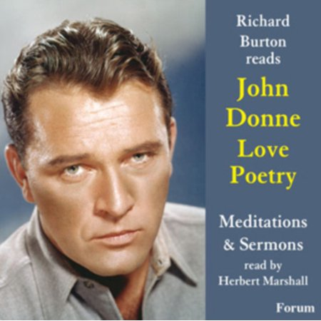 Richard Burton Reads John Donne Love Poetry