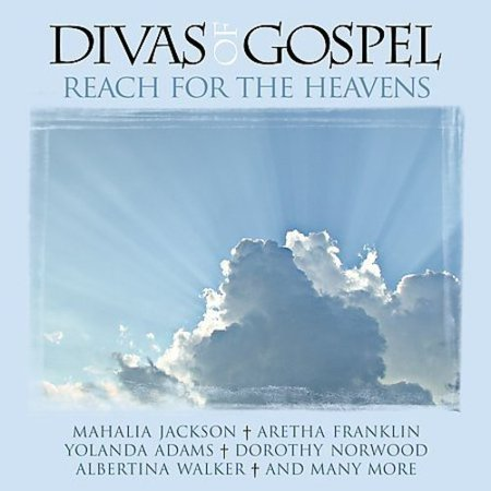 DIVAS OF GOSPEL: REACH FOR THE HEAVENS - Gospel Tracts For Halloween