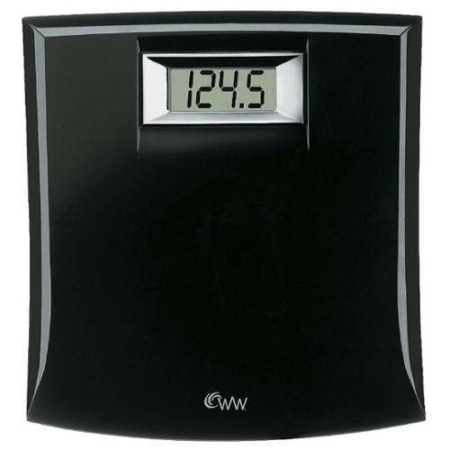 Weight Watchers by Conair Compact Precision Electronic Scale 1 ea (Pack of 2)