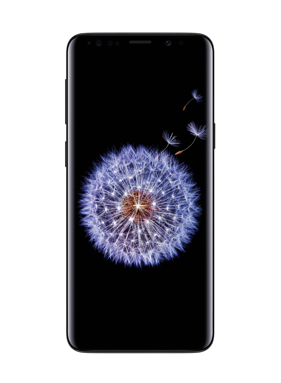 Verizon Samsung Galaxy S9 64GB, Midnight Black