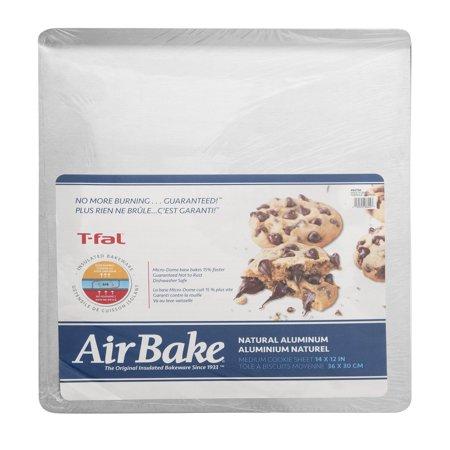 10' Cookie Sheet (T Fal AirBake Medium Cookie Sheet, 1.0 CT)
