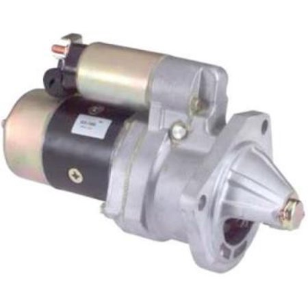 STARTER MOTOR FITS NISSAN PATROL 4 2 TD42 23300-06J00 23300-06J03 S13-118  S13-118A S13-118