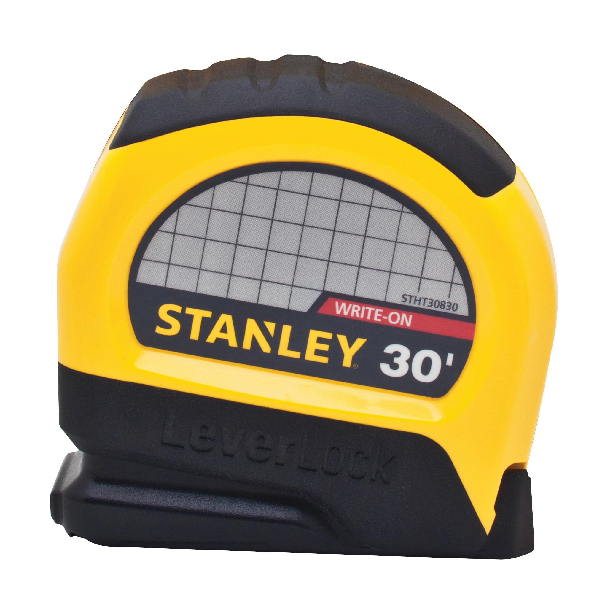 STANLEY STHT30830W 30' Leverlock Tape Measure by Stanley Black & Decker