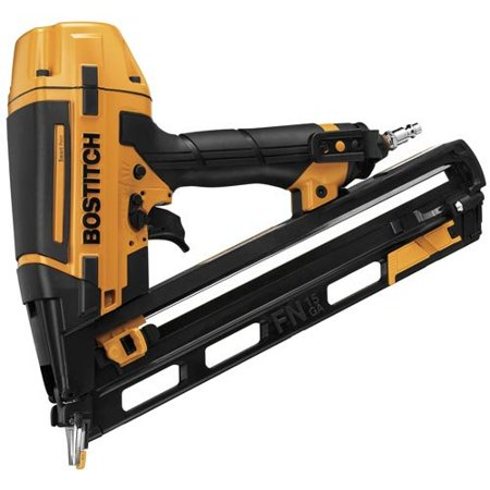 Refurbished Bostitch BTFP72156 Smart Point 15GA FN Style Angle Finish Nailer Kit