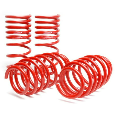 Skunk2 06-09 Honda Civic Lowering Springs (2.25in - 2.00in.) (Set of (Koni Lowering Springs)