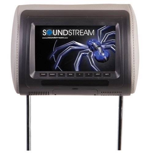Soundstream Univ Replacement 7 inch Headrest - VH70CC